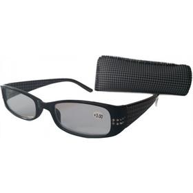 Γυαλιά Πρεσβυωπίας +3.00 (με καρώ ασπρόμαυρους βραχίονες) 95a3b2eae93