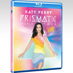 KATE PERRY: THE PRISMATIC WORLD TOUR LIVE (BLU-RAY) - IMPORTED / ΕΙΣΑΓΩΓΗΣ