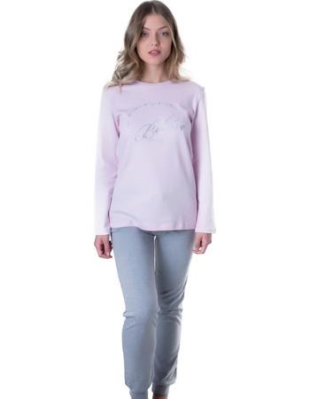 Πυτζάμα Φόρμα Harmony 100% Βαμβακερή - Μεταλιζέ Μεταξοτυπία - Χειμώνας 19 8f802365a6a