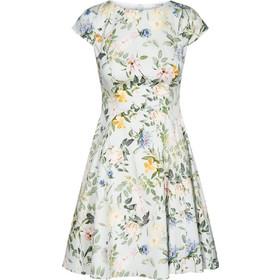 374bc3f6e248 Orsay γυναικείο μίνι φόρεμα floral με κοντό μανίκι - 471388-829000 - Βεραμάν