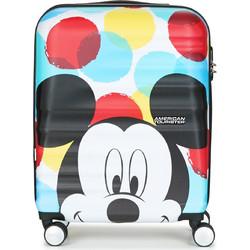 251ba1c8dc American Tourister Wavebreaker Disney 55cm 4 Wheels Mickey Close-Up