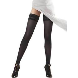 Omero ημιδιάφανες μαύρες κάλτσες με σιλικόνη 50 den κωδ.Iride 109942 789e96dfaa2