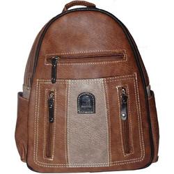 0c47db4604 Γυναικείο τσαντάκι πλάτης Brown product-1163