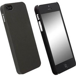 Krusell ColorCover Black (iPhone 5/5S)