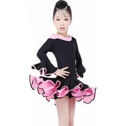 2a528eea1b0 Παιδική Latin Στολή χορού L40 7740