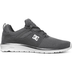 DC HEATHROW SHOES PEWTER ADYS700071-PEW f6cf96a533c
