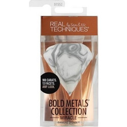 Real Techniques - Bold Meals Miracle Diamond Sponge 1552