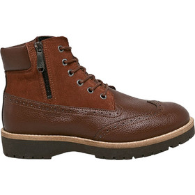 Trussardi Jeans ανδρικά μποτάκια με κορδόνια - 77A00121-9Y099999 - Ταμπά c7a3d87e6ad