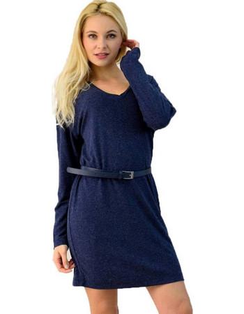 φορεματα μακρυμανικα μινι - Φορέματα First Woman  630b71a77b0