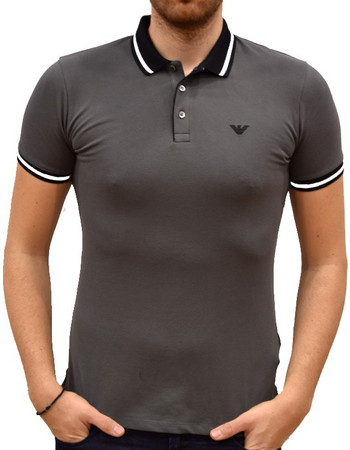 3a79a87ea63f polo μπλουζακια για ανδρα - Ανδρικές Μπλούζες Polo Emporio Armani ...