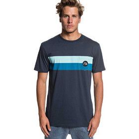 bda4be43d17c QUIKSILVER SEASON STRIPE POCKET ΜΠΛΟΥΖΑ ΑΝΔΡΙΚΗ EQYZT0522-BST0 (BST0 AGED  BLUE)
