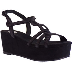 30cbe958743 EXE Shoes Γυναικεία Πέδιλα Πλατφόρμες 343-CORFU-334 Μαύρο Ι4700343700405 exe  shoes corfu-