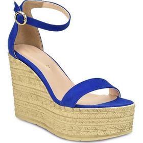 μπλε πλατφορμες - Καλοκαιρινές Πλατφόρμες  193afd5b16b