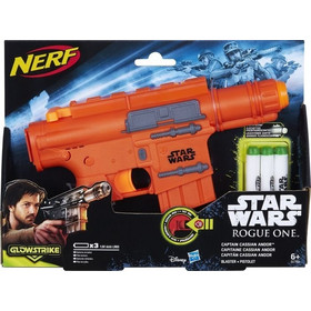 Bruder NERF STAR WARS ROGUE ONE NERF CAPTAIN CASSIAN ANDOR BLASTER (B7764)