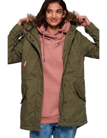 army jacket - Γυναικεία Μπουφάν SuperDry  0d5c488a032