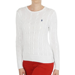 d60f4fec7de4 POLO RALPH LAUREN CABLE-KNIT COTTON SWEATER 211580009005