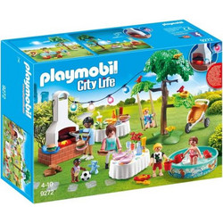 edfb71ffe021 Playmobil City Life - Πάρτι Στον Κήπο Μπάρμπεκιου 9272