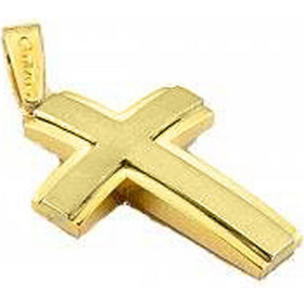 04fb598c14 Σταυρός Facad oro χρυσός 14 καράτια