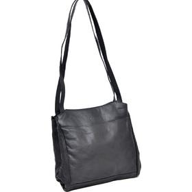 ΔΕΡΜΑΤΙΝΗ ΓΥΝΑΙΚΕΙΑ ΤΣΑΝΤΑ  W-BAG-CLASSIK (BLACK) 1ec19e3773a