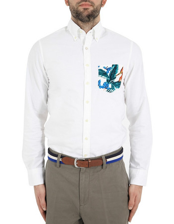 411c9b348b45 πουκαμισο λευκο - Ανδρικά Πουκάμισα Gant