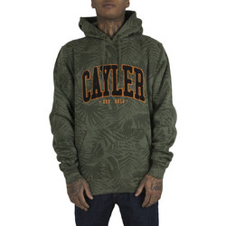 9288f4195bfe CAYLER AND SONS Φούτερ Κουκούλα PALMOUFLAGE HOODY KNITTED OLIVE WL-AW18-AP -11