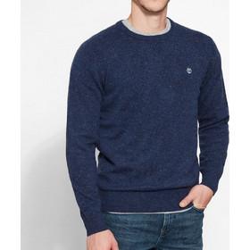 9b47859d8a25 Ανδρικές Μπλούζες μακρύ μανίκι A1RFY Μπλε 100% Μαλλί Timberland