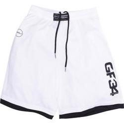 GSA Greek Freak Hydro+ Basketball Shorts 3418004-Star White 64ca3adc1a0
