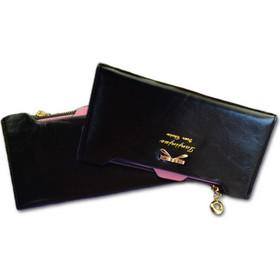 Γυναικείο Πορτοφόλι με Θήκες για Κάρτες (10556) Μαύρο 43c2fe373c4