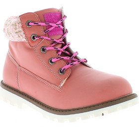 bae823036bb K-TINNI Κοριτσίστικο Μποτάκι KBN9506 25-36 Ροζ - Ροζ - KBN9506 PINK-