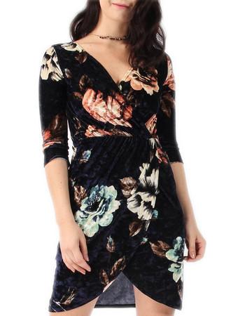βελουδινα φορεματα - Φορέματα  262ddbc5b02