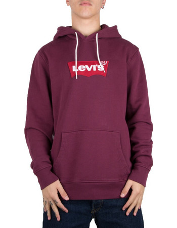 LEVIS Φούτερ Κουκούλα MODERN HM FIG PURPLE 56808-0001 REDS 56808-0001-253 3798b3b077f