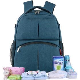 fcc9a494de Μπλε Τσάντα μωρού πολυλειτουργική