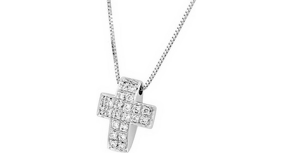 λευκοχρυσος σταυρος με διαμαντια  8fa7f17f6bf