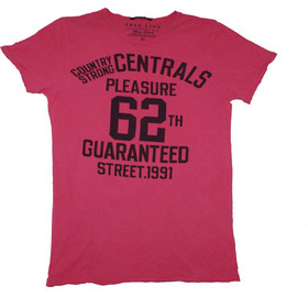c5f978df48b5 T-Shirt Free Line Athens FL515-414 σε κοραλί χρώμα