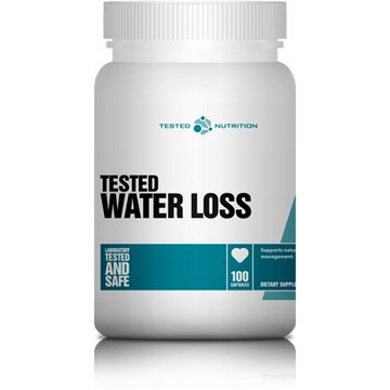 Tested Nutrition Water Loss 100s