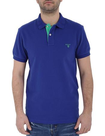 62c7f7983d80 polo μπλουζακια για ανδρα Gant. Gant logo. ΔημοφιλέστεραΦθηνότεραΑκριβότερα  Έκπτωση. Εμφάνιση προϊόντων. Gant Contrast Collar Pique 252105-428