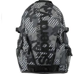 Superdry Logo Tarp Backpack SDM91007MT000000 Γκρι fbd60d8b34a