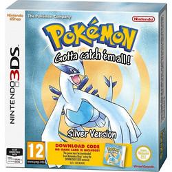 f276a9b242 Pokemon Silver Version - 3DS