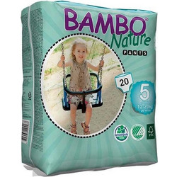 Bambo Nature Junior No5 12-20kg 20τμχ 093ce54c597