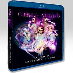 GIRLS ALOUD: TANGLED UP - LIVE FROM THE O2 2008 (BLU-RAY) - IMPORTED / ΕΙΣΑΓΩΓΗΣ