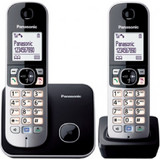 Panasonic KX-TG6812 Duo Black-Silver