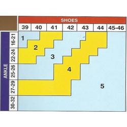 JOHN S - Κάλτσες Φλεβίτιδας Κάτω Γόνατος 70 Den Αντρικές Μαύρο Χρώμα  Ref 2145128 ΖΕΥΓΟΣ e8f79bbf1ee