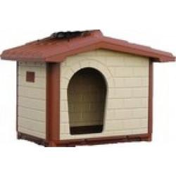 37f29a8c409d Σπίτι σκύλου πλαστικό Classic Maxi 119 x 91 x 88 cm