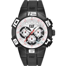 CAT Sprint Black Rubber Chronograph R816321238 1f1952f469b