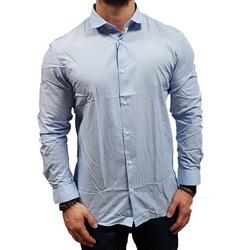 6a3e97fbbf0c Jack Jones - 12151295 - JprBarcelona Shirt L S Exp - Cashmere Blue -  Πουκάμισο