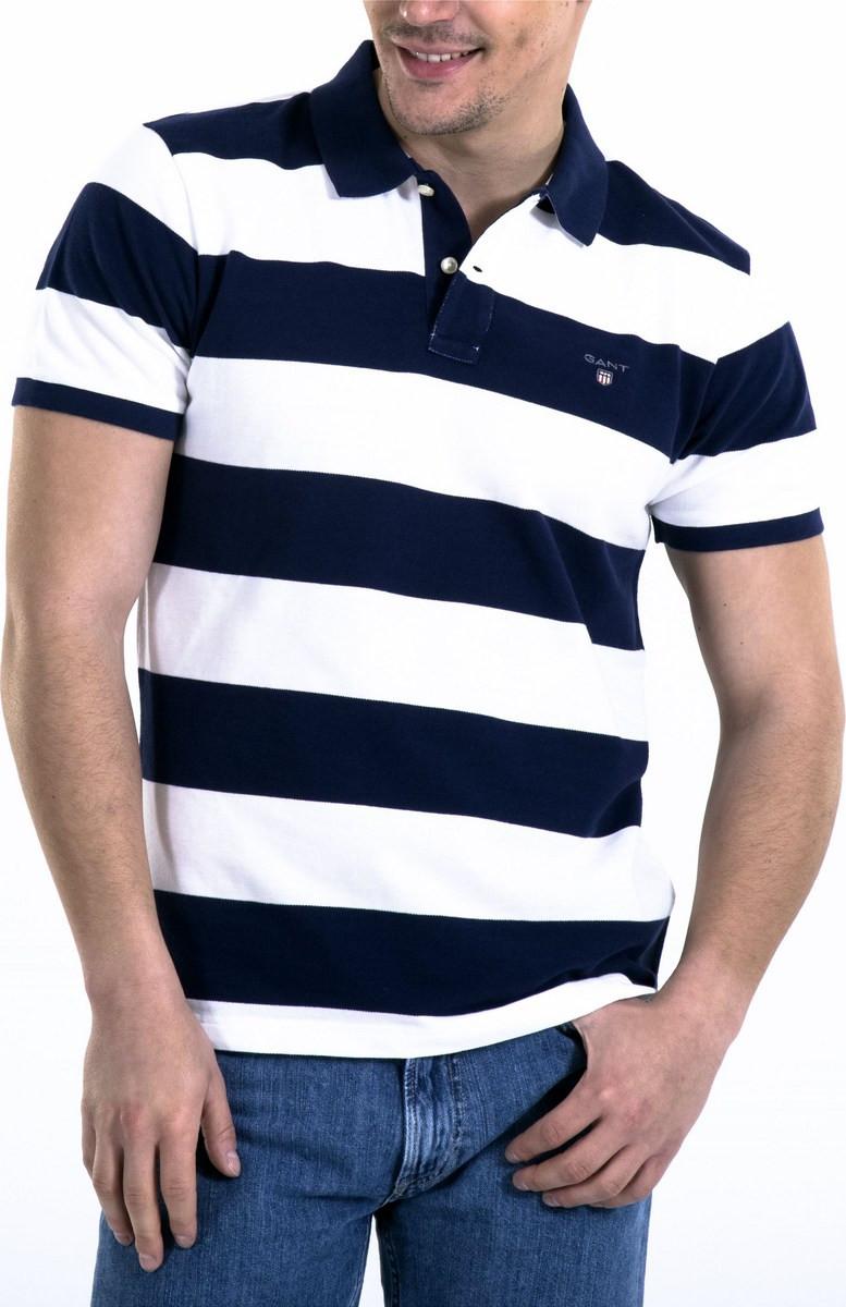 9fa38b457254 Ανδρικές Μπλούζες Polo Gant | BestPrice.gr