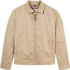 1048e846982e Timberland ανδρικό bomber jacket Stratham Cotton - TB0A1OEUR391 - Μπεζ