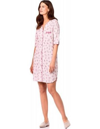 Νυχτικό πουκαμίσα Fairy Vamp 00-10-6703 - pink rapture fb9f7747de4
