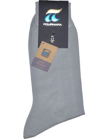 ΠΟΥΡΝΑΡΑ Πουρνάρα Ανδρικές Κάλτσες Βαμβακερές Γαλάζιο a994b0e7a19