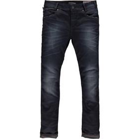 6329aaf254ec Παντελόνι με φερμουάρ σε tapered γραμμή Garcia Jeans (612-RUSSO-3036-DARK